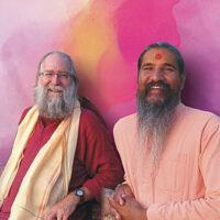 Swami Mangalananda & Swami Guru-Sharananda