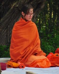 Swami Divyananda Saraswati