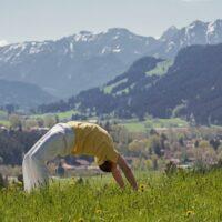 Yoga Ferien Allgäu
