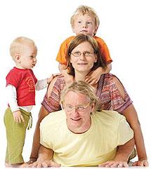 Yoga für die ganze Familie
