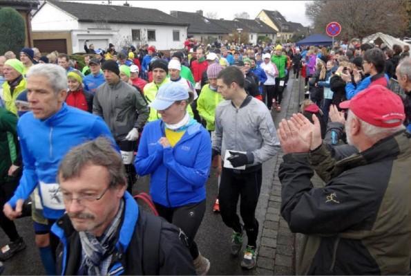 Inka läuft Halbmarathon