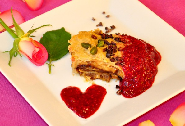 "vegane Tiramisu ""in Love"""