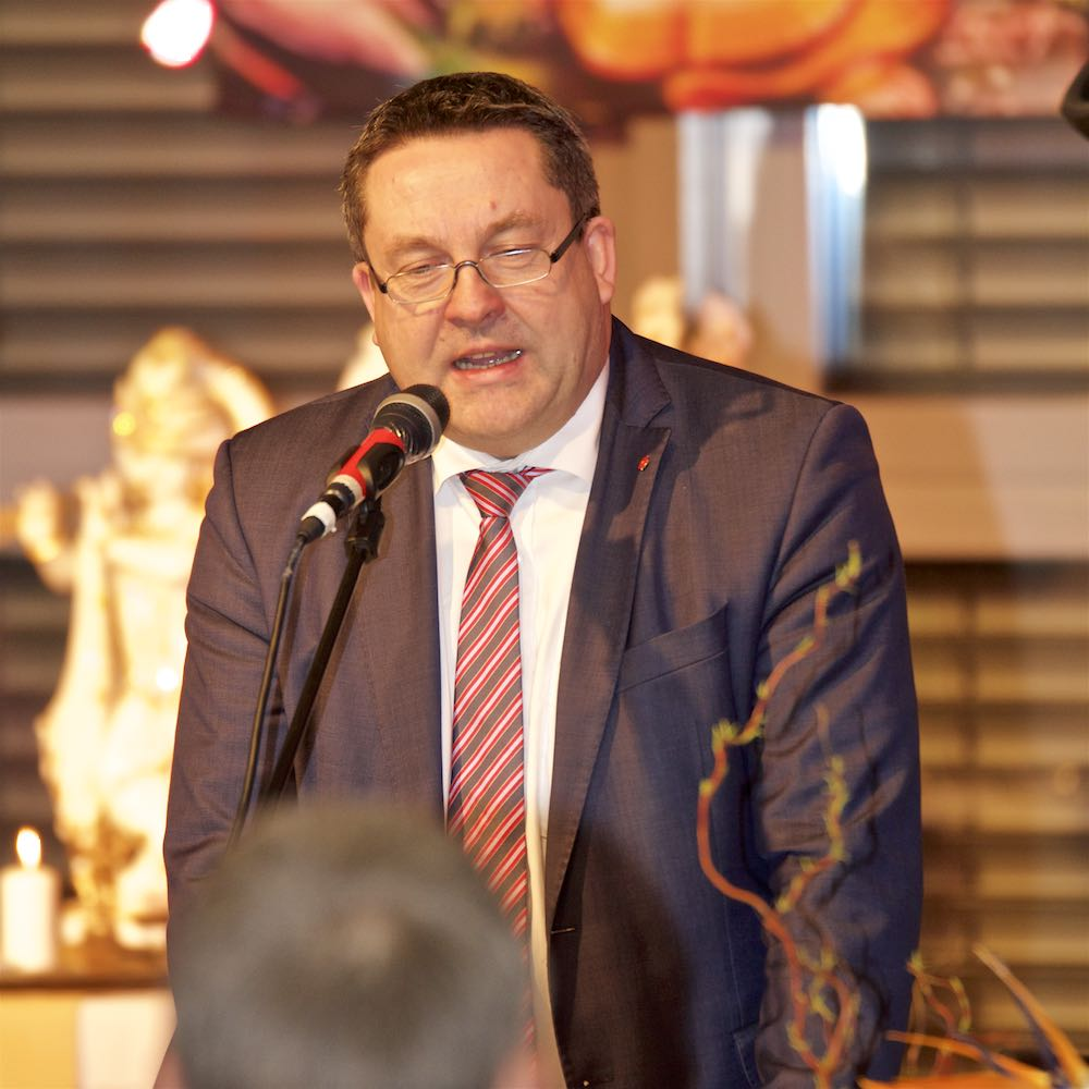 Landrat des Landkreises Lippe, Dr. Axel Lehmann