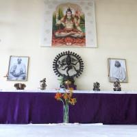 Shiva im Shivalaya Retreatzentrum