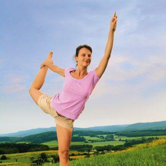 Yogastellung