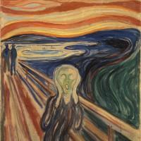 Munch_Der_Schrei_Angst_Furcht_Panik