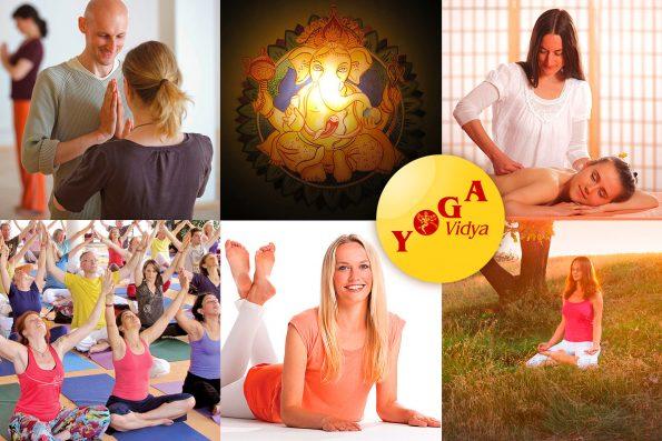 Yoga, Meditation, Ayurveda & mehr - bei Yoga Vidya