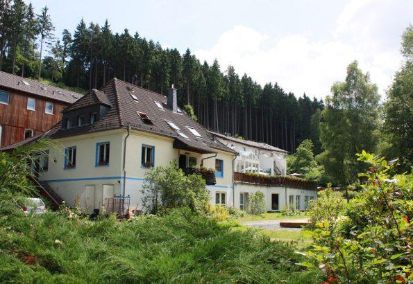 Das Seminarhaus Yoga Vidya Westerwald