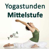Yogastunde Mittelstufe