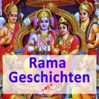 Rama, Sita und Hanuman - Geschichten aus der indischen Mythologie
