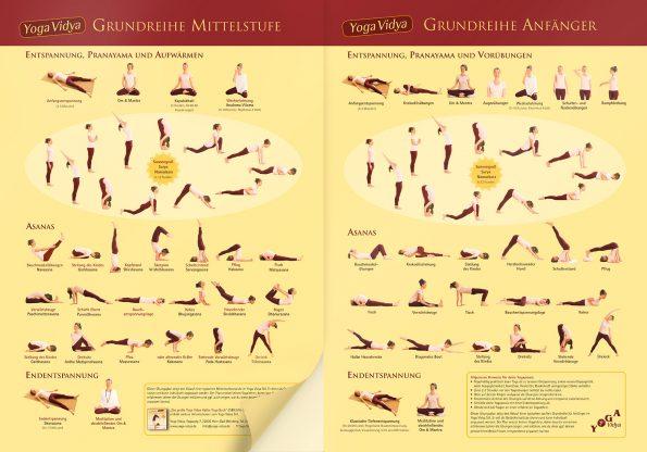 Yoga Übungsplan