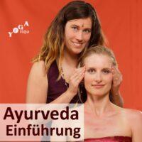 Ayurveda Einführung Podcast Cover Art