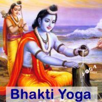 Bhakti Yoga Podcast Cover Art