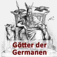 Germanische Götter Podcast Coverart