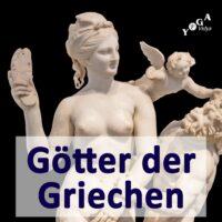 Griechische Götter Podcast Cover Art