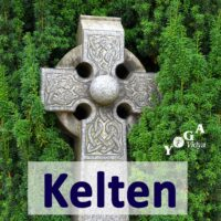 Kelten Götter und Göttinnen Podcast Cover Art
