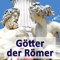 Römische Götter Podcast Cover Art