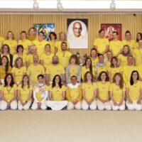 Yogalehrer Ausbildung Abschluss November 2017