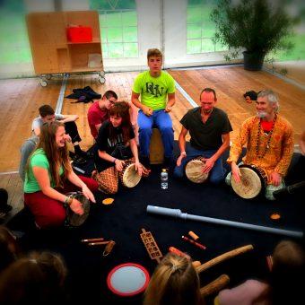 Trommeln Workshop