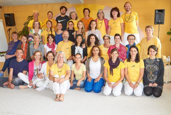 Yogalehrer Ausbildung Allgäu 2018