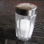 Salz Streuer