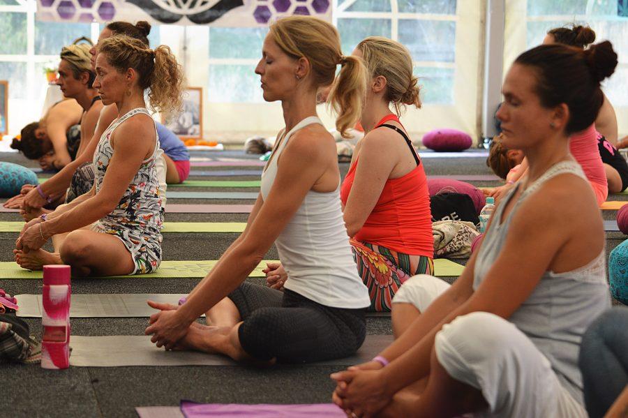 Festival-Yoga