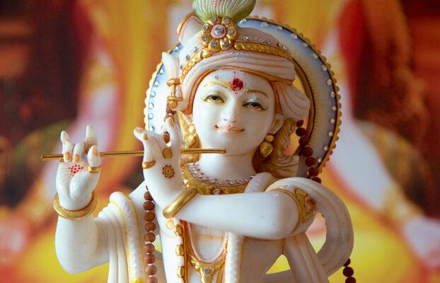 Krishna Jayanti: Geburtstag des guten Hirten
