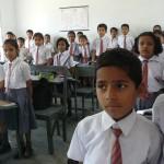 Indien Schule