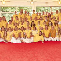 Abschluss Yogalehrer Ausbildung Intensiv Juli 2019