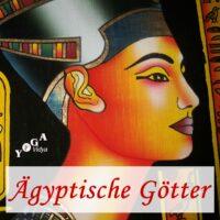 Ägyptische Götter Cover Art
