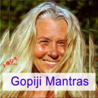 Cover Art des Gopiji - Mantras and Kirtans Podcast