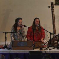 Hagit Noam und Satyadevi