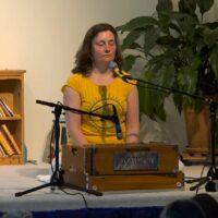Katyayani in Meditation