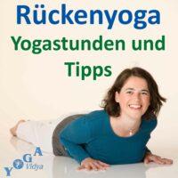 Cover Art des Rückenyoga Podcast.