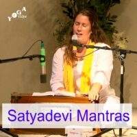 Cover Art des Satyadevi Kirtan und Mantras Podcast