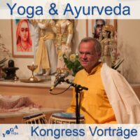 Cover Art des Yoga Vidya Kongress Vortrag Podcast Podcast