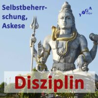 Cover Art des Selbstbeherrschung, Askese, Disziplin Podcast