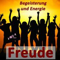 Cover Art des Begeisterung, Energie und Freude Podcast
