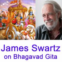 Cover Art des James Swartz - Vedanta Talks on the Bhagavad Gita Podcast