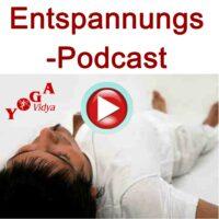 Cover Art des Tiefenentspannung, Autogenes Training, PMR - mehr Energie und Lebensfreude Podcast