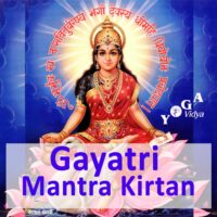 Cover Art des Gayatri Mantras and Kirtan Podcast