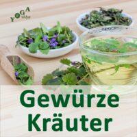 Cover Art des Gewürze und Kräuter Podcast