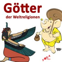 Cover Art des Götter Podcast