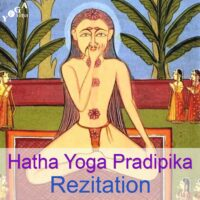 Cover Art des Hatha Yoga Pradipika Rezitationen Podcast.