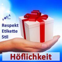 Cover Art des Höflichkeit, Respekt, Etikette, Stil Podcast