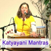 Cover Art des Katyayani - Mantrasingen und Kirtan Podcast