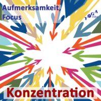 Cover Art des Konzentration, Focus, Aufmerksamkeit Podcast