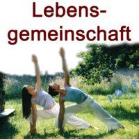 Cover Art des Lebensgemeinschaft Yoga Vidya Podcast
