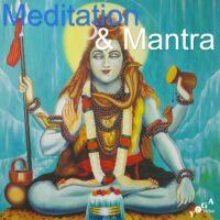 Cover Art des Mantra-Meditation Podcast