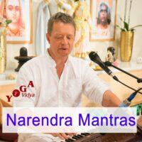 Cover Art des Narendra Kirtan und Mantrasingen Podcast